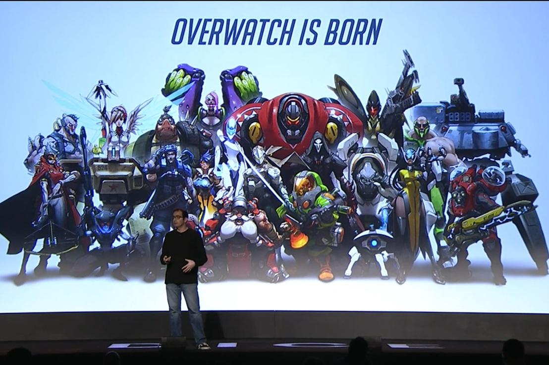 Overwatch History: the Fall ofTitan